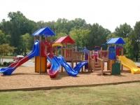 Алушта получила субвенцию на обустройство детских площадок