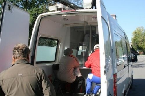 В Ялте начинает работать мобильный офис налоговой инспекции