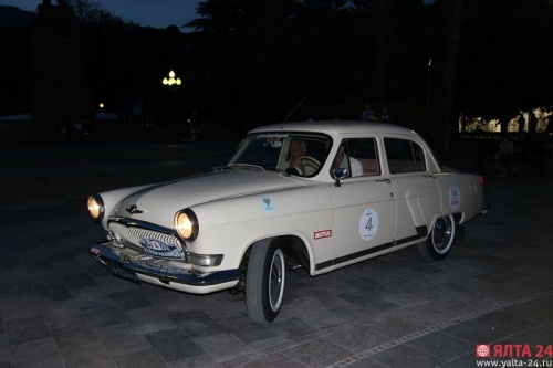 В Ялте пройдет автопробег ретромобилей