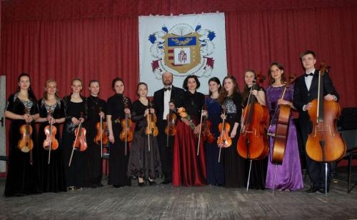 Ялтинский камерный оркестр «Концертино» отметил десятилетний юбилей