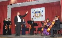 """Ялтинский камерный оркестр """"Концертино"""" отпраздновал свой 10-ти летний юбилей"""