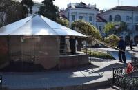 Севастопольские фонтаны отремонтируют и запустят к 9 Мая