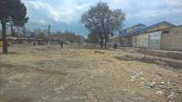 В Симферополе отказались делать парковку на снесенном рынке