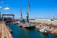 Керченский завод «Залив» готовится к строительству атомного ледокола нового поколения