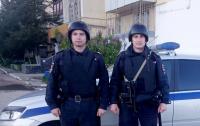 В г. Евпатории сотрудники вневедомственной охраны Росгвардии задержали подозреваемого в хищении имущества, принадлежащего работодателю