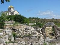 Будущее фондохранилище «Херсонеса Таврического» разместят на Античном проспекте
