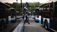 """От аэропорта """"Симферополь"""" запускают дополнительные троллейбусные рейсы по вечерам"""