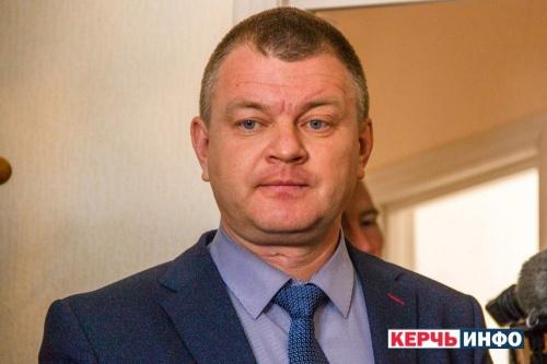 Новым главой Керчи стал Бороздин