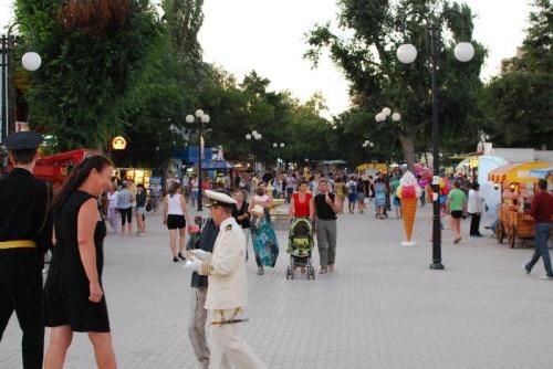 В Евпатории с 1 мая ограничат движение в курортной зоне