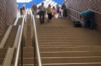 В Ялте в подземных переходах заменят плитку
