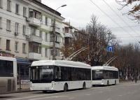 Крым получил все 111 троллейбусов в рамках программы лизинга