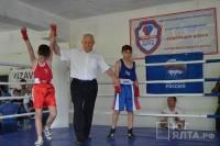 Ялтинские боксеры отметили 72-ую годовщину Великой Победы детско-юношеским турниром по боксу