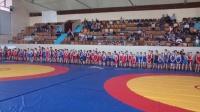 В Керчи прошёл турнир по греко-римской борьбе