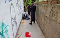 В г. Керчи сотрудники вневедомственной охраны Росгвардии задержали по горячим следам подозреваемого в ограблении ювелирного магазина