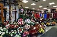 Ярмарку похоронных товаров и услуг в Симферополе продлили до августа