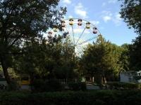 Детский парк Симферополя отремонтировал все аттракционы