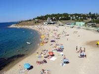Доля пляжей увеличилась в Крыму за год на 10%