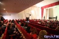 В Керчи состоялся концерт фольклорного коллектива из Дагестана