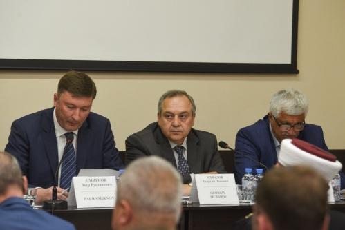 В Симферополе состоялась первая международная конференция с представителями религиозных объединений Республики Беларусь и Турции