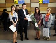 Аэропорт Симферополя встретил миллионного пассажира
