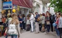 Более двух тысяч человек «провели ночь» в Севастопольском худмузее