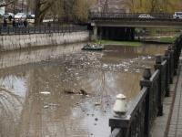 Особо опасные участки реки Салгир в Симферополе оградят забором