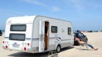 В первый месяц лета в Евпатории появится два автокемпинга со всеми удобствами