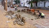 Подрядчику ремонта центра Симферополя предъявлен иск на 30 миллионов