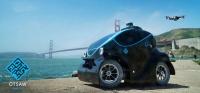 Сингапурский автомобиль-робокоп оснастят дроном для преследования подозреваемых