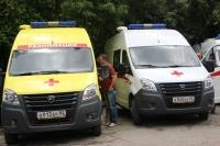 Ялтинской станции скорой медпомощи подарили четыре новых специализированных автомобиля