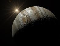 Juno поделился нереальной музыкой Юпитера