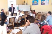В Евпатории провели практический семинар для предпринимателей
