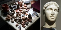 В Москве открывают выставку находок из Пантикапея