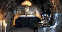 В шахте открыли отель Sala Silvermine
