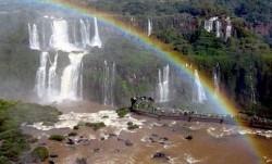 В Бразилии пересохло одно из чудес мира