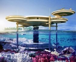 В Дубаи будет построен подводный отель
