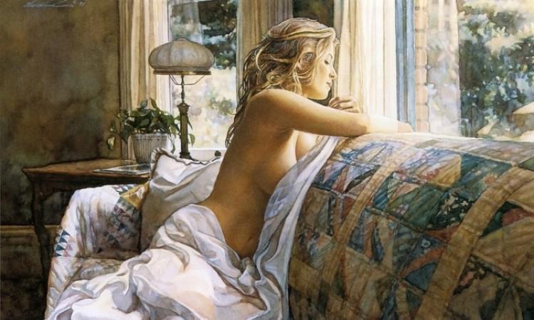 картины девушек голых