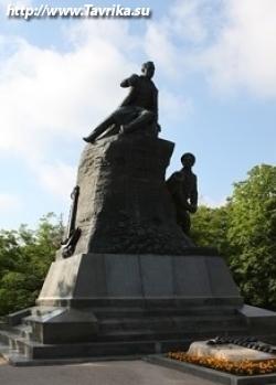 """Памятник """"Корнилову"""""""