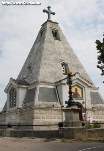 Церковь Святого Николая Морского