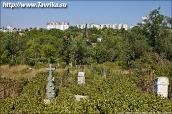 Старое городское кладбище