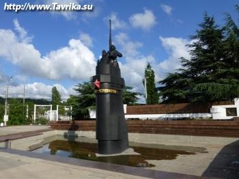Памятник Подводникам Черноморцам
