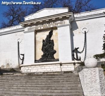 Памятник вооружённому восстанию в Севастополе в ноябре 1905 года