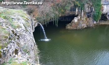 """Водопад """"Мердвен-Тубю"""""""