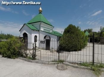 Храм святого Митрофания Воронежского