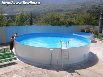 Все для бассейнов и саун