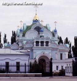 Церковь Св.Великомученицы Екатерины