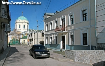 Дом-музей И. Л. Сельвинского