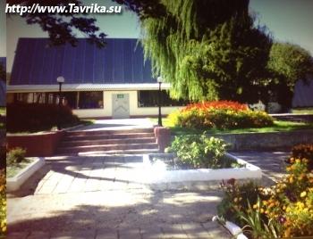 Крымское высшее училище олимпийского резерва