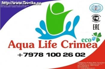 """Доставка воды ТМ """"Aqua Life Crimea"""""""