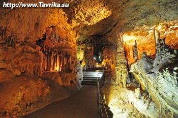 Мраморная пещера